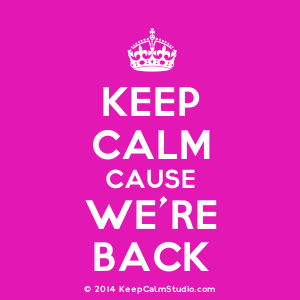 Technical Difficulties… But We're Back!