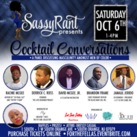 2nd Annual Cocktail Conversations on October 6th!